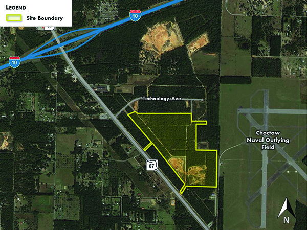 Northwest Florida Industrial Park Image 4