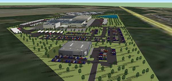 Northwest Florida Industrial Park Image 3